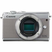 Canon Mirrorless Digital Camera EOS M100 Body Only Gray EMS w/ Tracking NEW