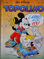 Topolino n°1958 [G.273] - BUONO –