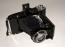 Zeiss Ikon Ercona camera 6x9 Novar-Anastigmat 4,5/11 cm red V NICE! CLAD
