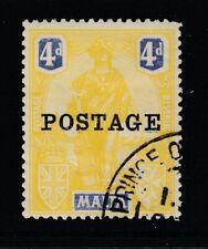 Malta Sc 123 (SG 150), used