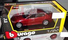 BBURAGO Burago 1/24 ALFA ROMEO nuova GIULIA quadrifoglio veloce super turbo ross