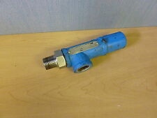 Crosby Valve and Gage Copmany 68178M41 Size 1 x 1 Pressure Relieve Valve (12003)