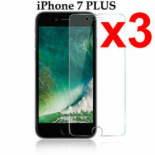 x3 Anti-scratch 4H PET film screen protector Apple iphone 7 PLUS front
