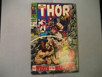 Thor #152 (1968 Marvel)