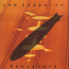 Led Zeppelin Remasters REMASTERED 2 CD NEW