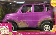 Barbie Sweet Orchard Farm Barbie Doll And Vehicle