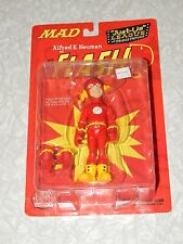 The Flash Just-Us League of stupid Heroes Dc Direct MAD Alfred E Neuman figure