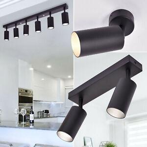 Deckenleuchte LED Decken- Wand-Lampe Spot Strahler GU10 Büro Flurlampe