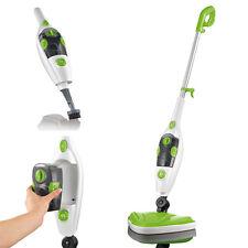 Cleanmaxx Escoba de Vapor 3 en 1 Vaporeta Limpiadores mano dispositivo limpieza