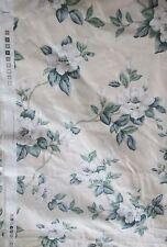 1 Yard+ Sunworthy VICTORIAN MAGNOLIA Decorator FABRIC Upholstery GORGEOUS FLOWER