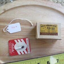 Garlic Supreme fishing hooks for fishing lure & Fetchi lure (lot#7905)
