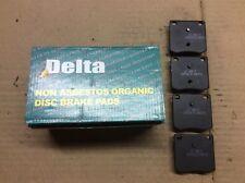 New Delta 763-D213 Organic Disc Brake Pad Pads