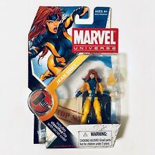 "2009 Marvel Universe 3.75"" #004 Series 2 Jean Grey Action Figure By Hasbro"