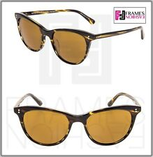 OLIVER PEOPLES JARDINETTE SUN OV5276S Cocobolo Cosmik Cat Eye Sunglasses 5276