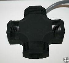 Clockaudio CS 4 - RF  Quad  Cardioid  Boundary Microphone