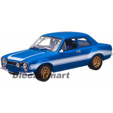 2013 THE FAST AND THE FURIOUS 1974 FORD ESCORT RS2000 MK1 1:43 GREENLIGHT 86222
