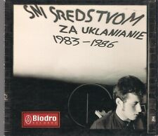 SNI SRESTVOM ZA UKLANIANIE 1983-1986 2008 CD BIODRO RECORDS TYMON TOP RARE OOP