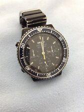 Vintage Chronograph Seiko 7A38 7080