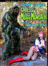 STORMY TEMPEST: CARESS OF THE MOSS MONSTER! SUPERHEROINE FEATURE FILM!DVD