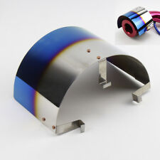 "2.5"" -3.5"" diameter Air Intake Filter Cover Shields off engine compartment heat"