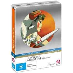 Princess Mononoke [Steelbook] (Blu-ray/DVD) *Brand New**Sealed*