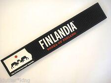 Finlandia Vodka Bar Spill Rail Rubber Mat