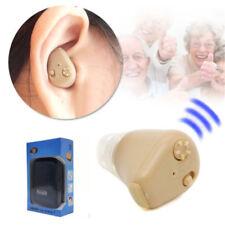 Digital Hearing Ear Aids Amplifier Adjustable Sound Mini Rechargeable Axon K-88