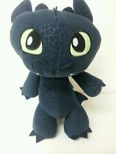 "11"" Defenders Of Berk Toothless Dragon 2013 Growls FX Plush Stuffed Animal"