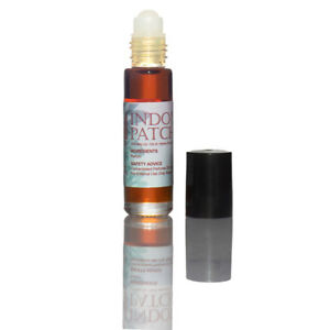 Indonesian Patchouli Perfume Oil by Al Aneeq - Long Lasting Fragrance Oil 10ml