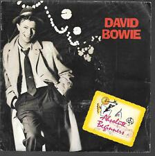 "45 TOURS / 7"" SINGLE--DAVID BOWIE--ABSOLUTE BEGINNERS / DUB MIX--1986"