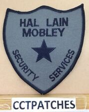 HAL LAIN MOBLEY SECURITY SERVICES (POLICE) SHOULDER PATCH