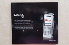 NOKIA E60 CD-Rom PC Software Originale con Custodia Originale