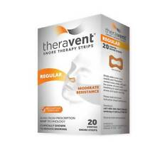 Theravent Advanced Nightly Snore Therapy - 20 Pack