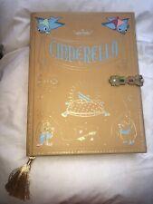 Disney Cinderella Storybook Replica Journal New
