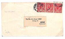 I431 1912 4 Kings, Late mail, Downey Head - Half Penny Late Fee Franking, Scarce
