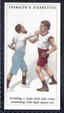 FRANKLYN DAVEY-BOXING-#18- AVOIDING A RIGHT LEAD