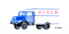 """TILLIG 19017 TT 1:120 Camión H3A"""" circo Busch """" (Carrocería) NUEVO EN EMB. orig."""
