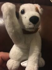 1996 Wishbone Dog Stuffed Animal Equity Toys