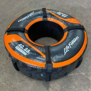Life Fitness 40kg Functional Tyre EX-DEMO - Commercial Gym Equipment