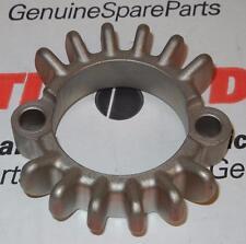 2001 Ducati MHe 900 Hailwood steel exhaust flange 48mm diameter pipe 57510041A
