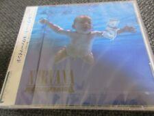 NIRVANA / nevermind /JAPAN LTD CD NEW