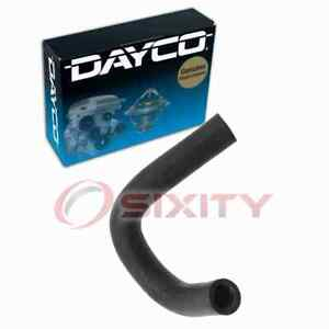 Dayco Heater To Engine HVAC Heater Hose for 1999-2004 Mitsubishi Montero sw