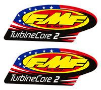 TP Decal Stickers FMF TurbineCore2 /1089