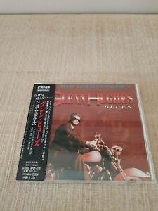 GLENN HUGHES  L.A. BLUES AUTHORITY  VOLUME II  JAPAN
