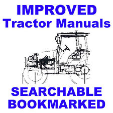 GRAVELY 5000 Tractor SERVICE Repair Manual & PARTS Catalog & More -203- MANUALS