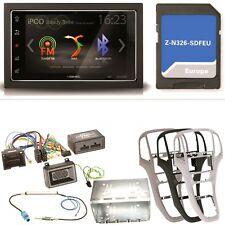 Zenec z-n326 Navigazione Bluetooth USB mp3 FLAC KIT INSTALLAZIONE PER OPEL ASTRA J