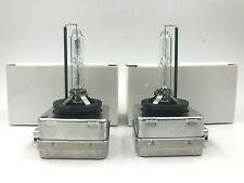 2x New Factory OEM OSRAM D3S 4650K Xenon Bulbs HID Headlight Lamp Pair
