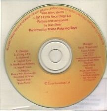 (CN836) Yoad Nevo, Demo 7 tracks - 2011 DJ CD