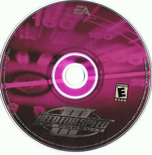 Need for Speed III: Hot Pursuit  (PC, 1998)  Disc Only Collect the series!!