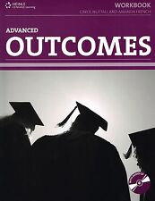 HEINLE / CENGAGE Learning OUTCOMES Advanced WORKBOOK with Key & Audio CD @NEW@